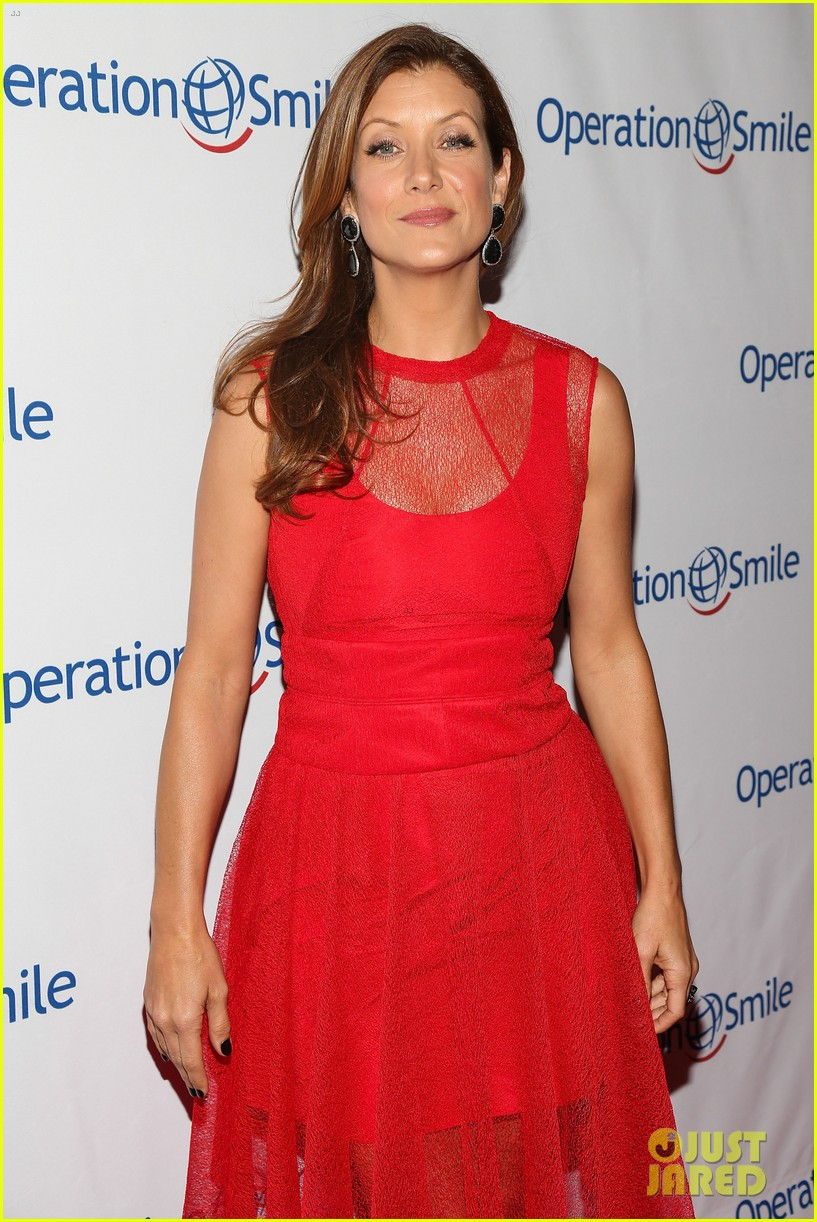 kate walsh harrison ford operation smile gala 2013 15