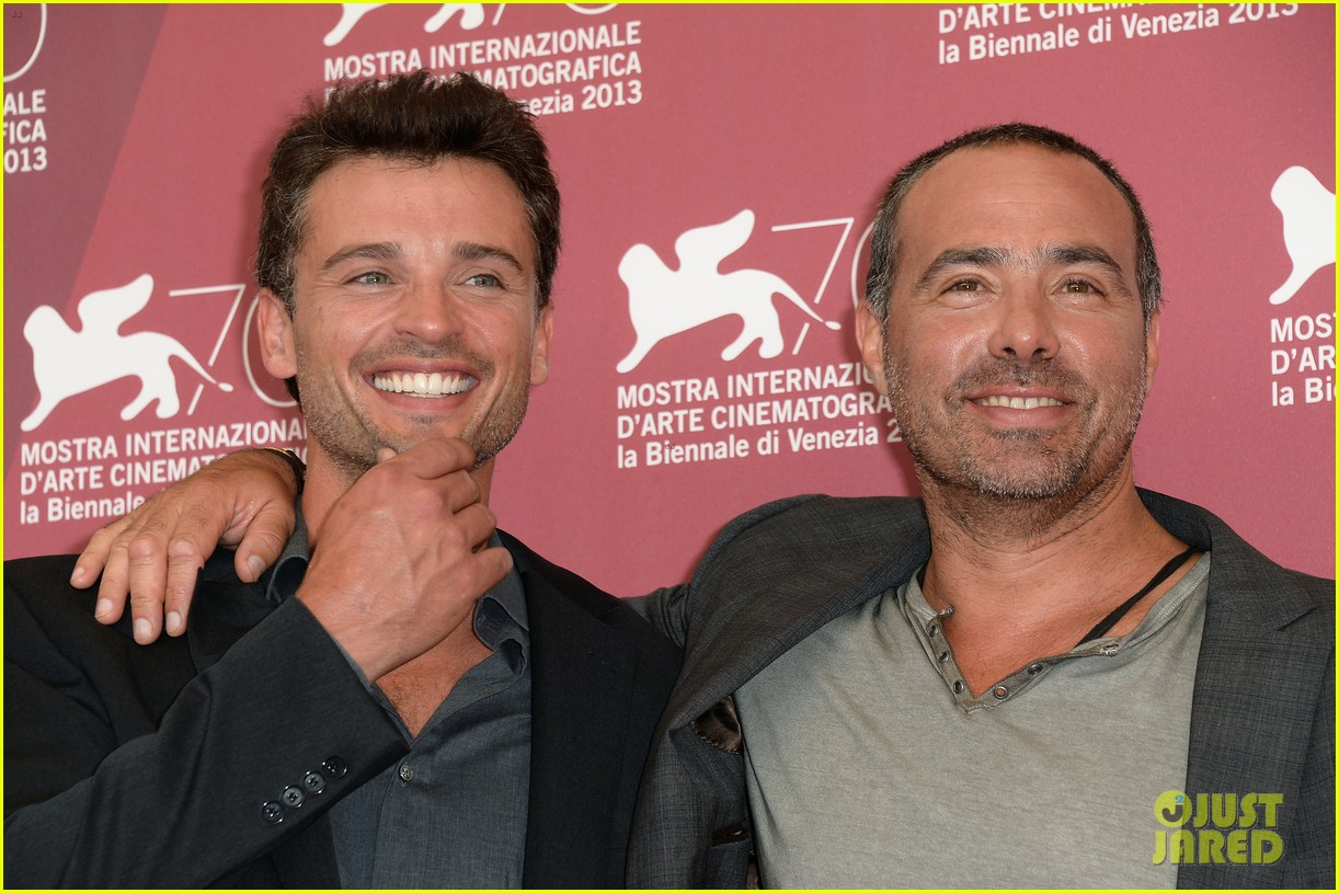 tom welling parkland photo call at venice film festival 13