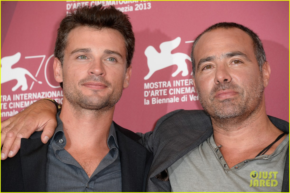 tom welling parkland photo call at venice film festival 15