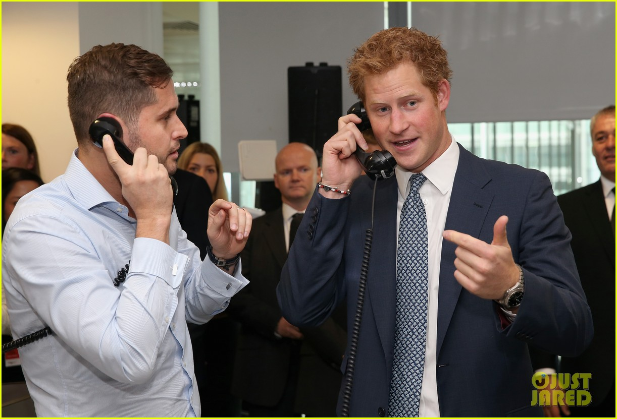 prince william prince harry help broker billion dollar deal during 911 fundraiser 072950055