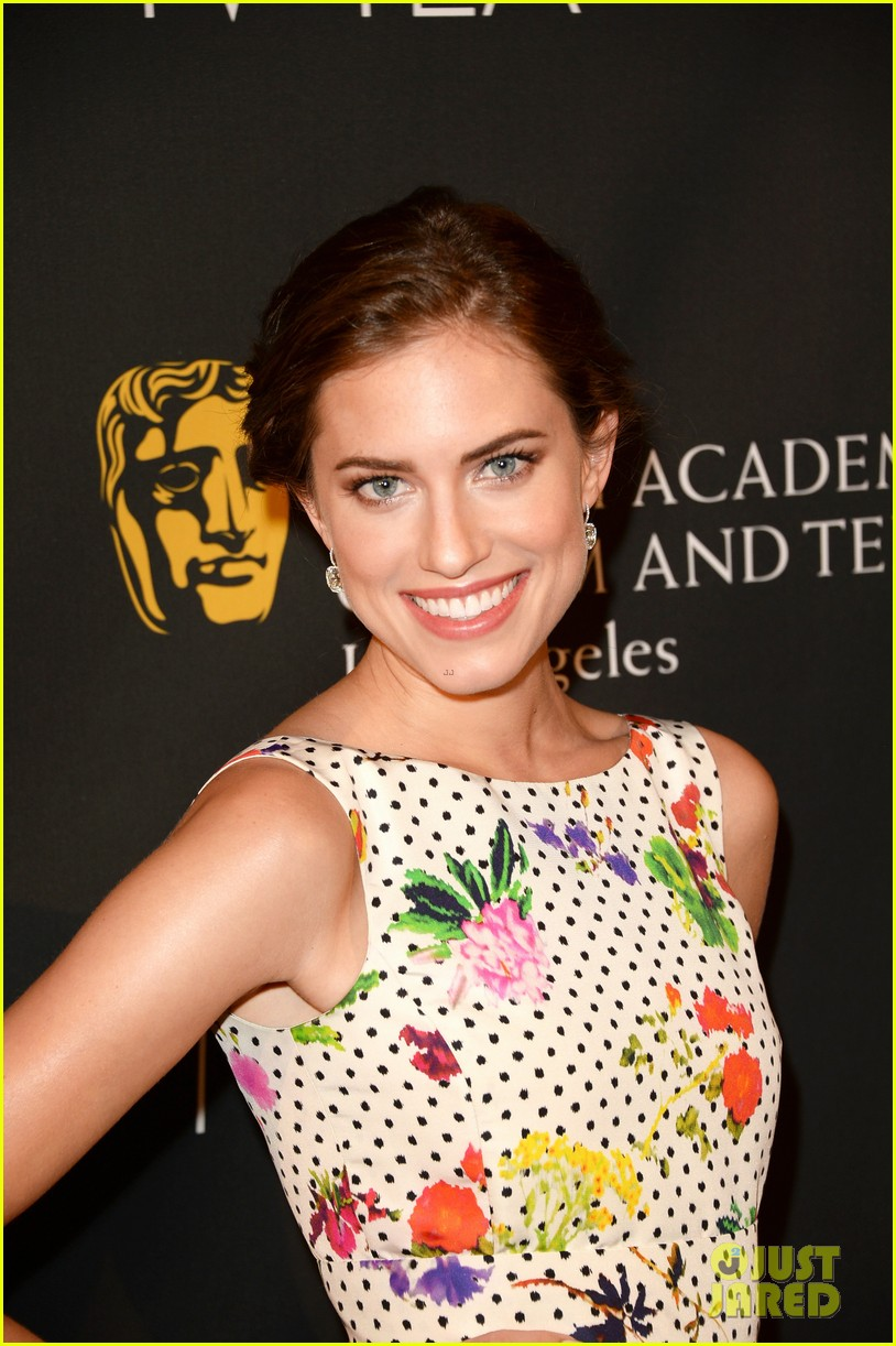 allison williams ashley madekwe bafta la tv tea party 152957045