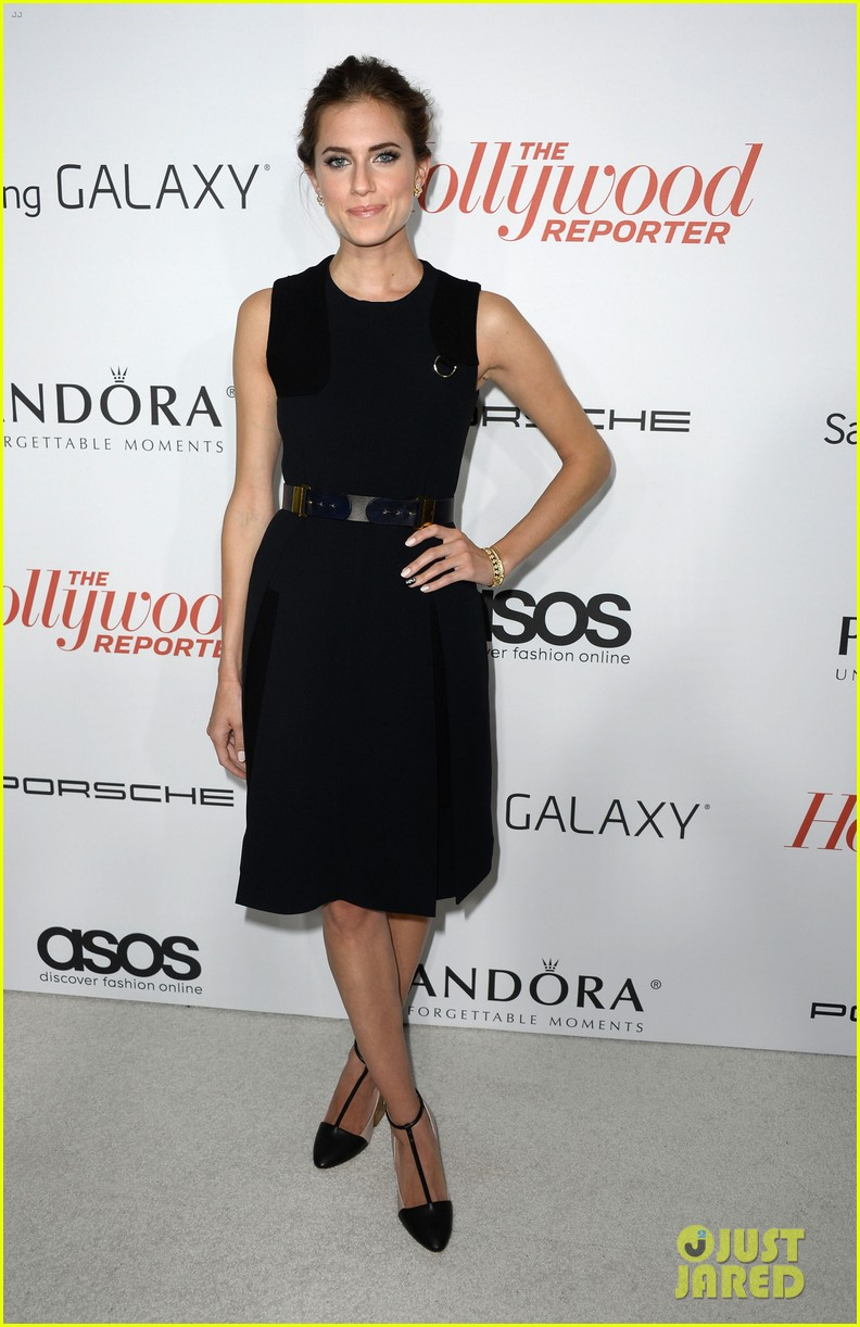 allison williams stacy keibler thrs emmy party 262955963