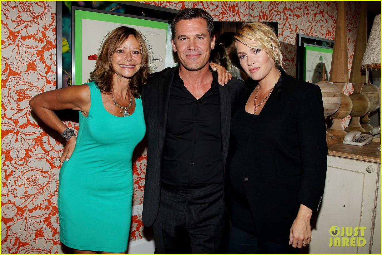 kate winslet josh brolin labor day new york screening 11