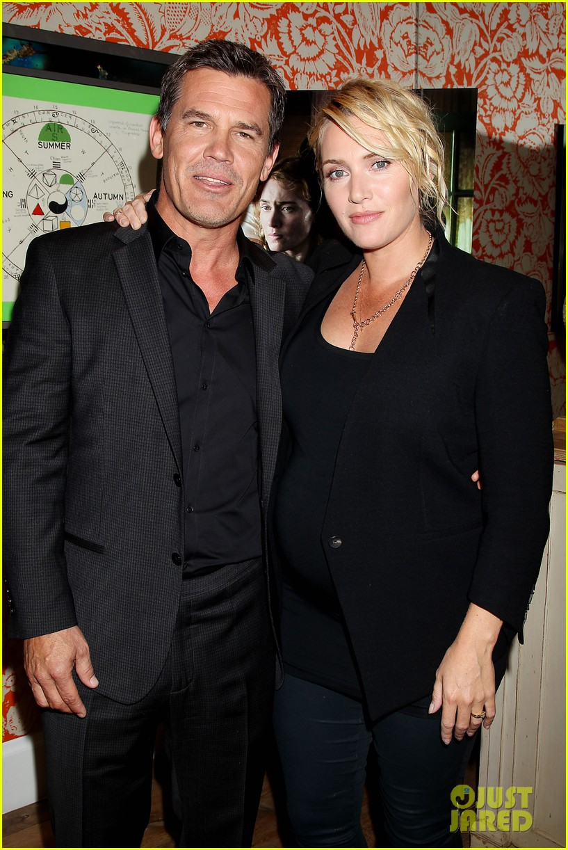 kate winslet josh brolin labor day new york screening 14