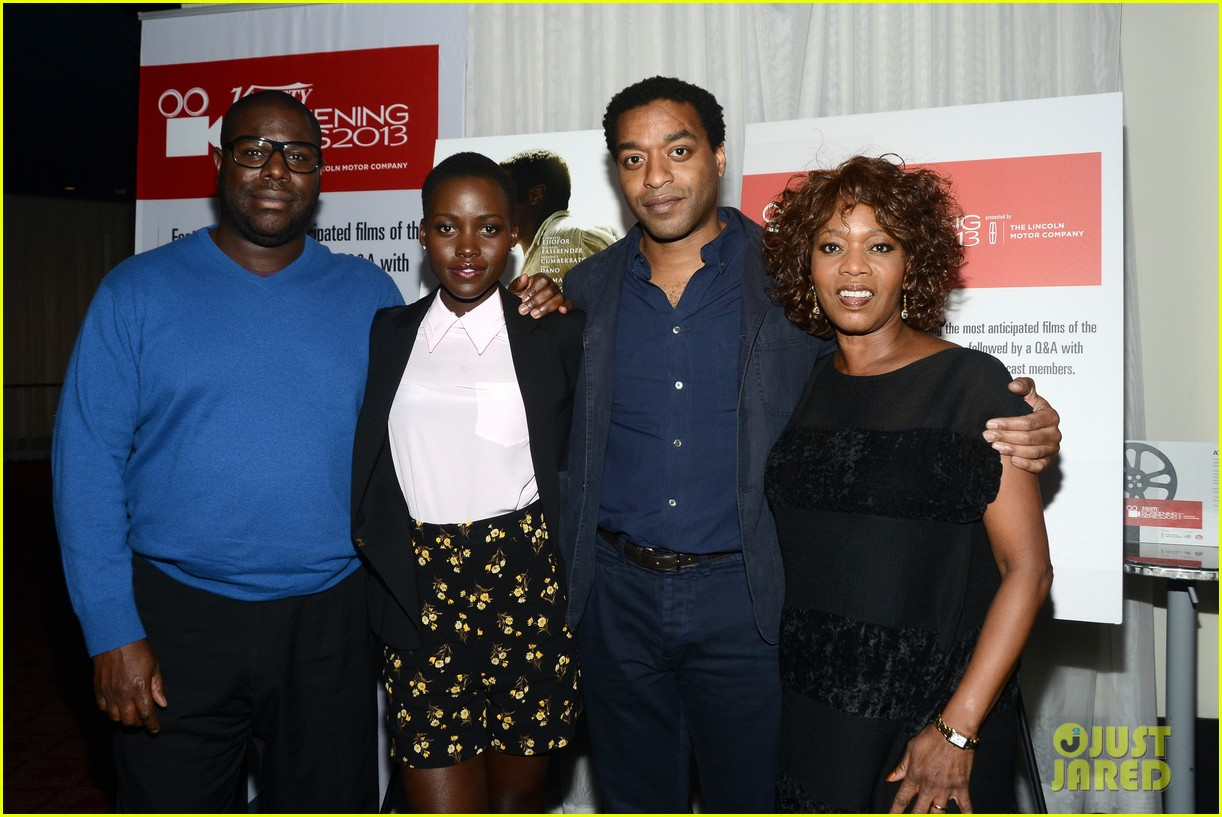 chiwetel ejiofor 12 years a slave bfi photo call 022974456
