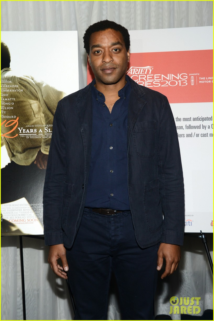 chiwetel ejiofor 12 years a slave bfi photo call 08