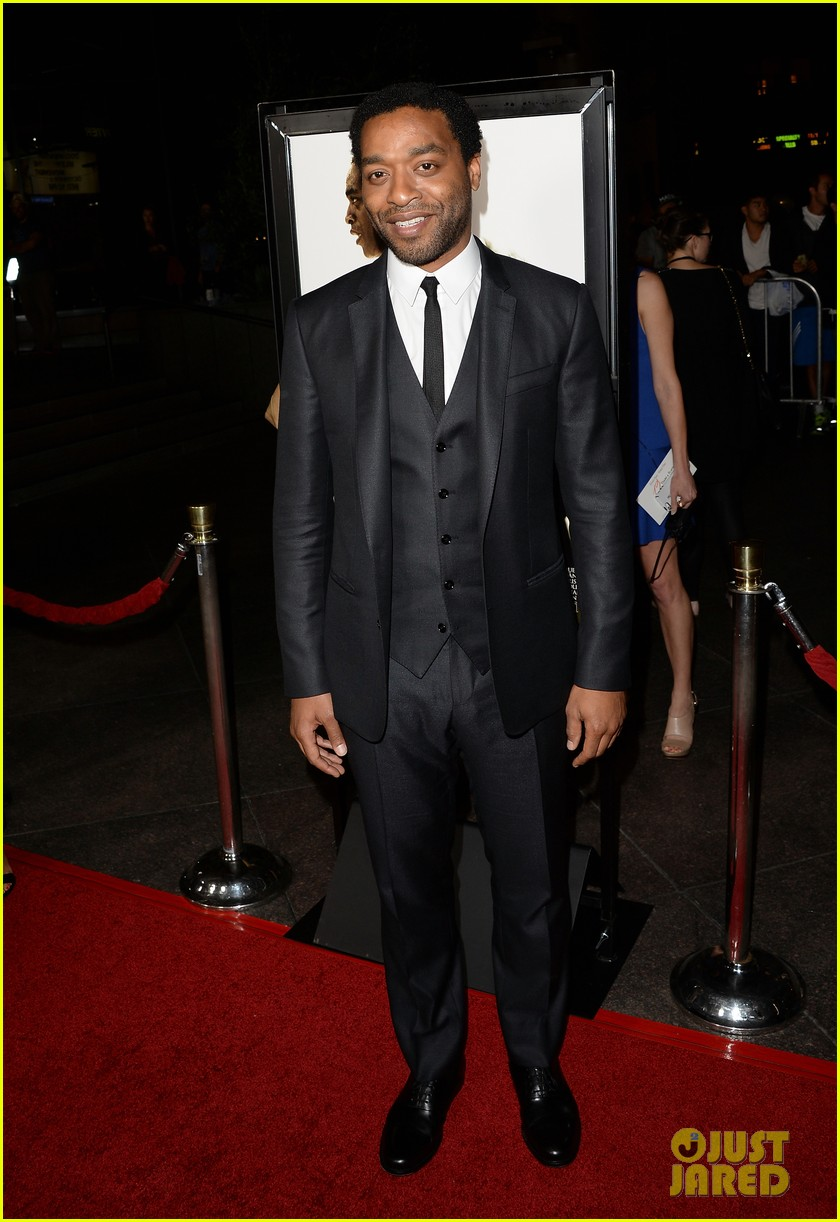 chiwetel ejiofor lupita nyongo 12 years a slave premiere 16