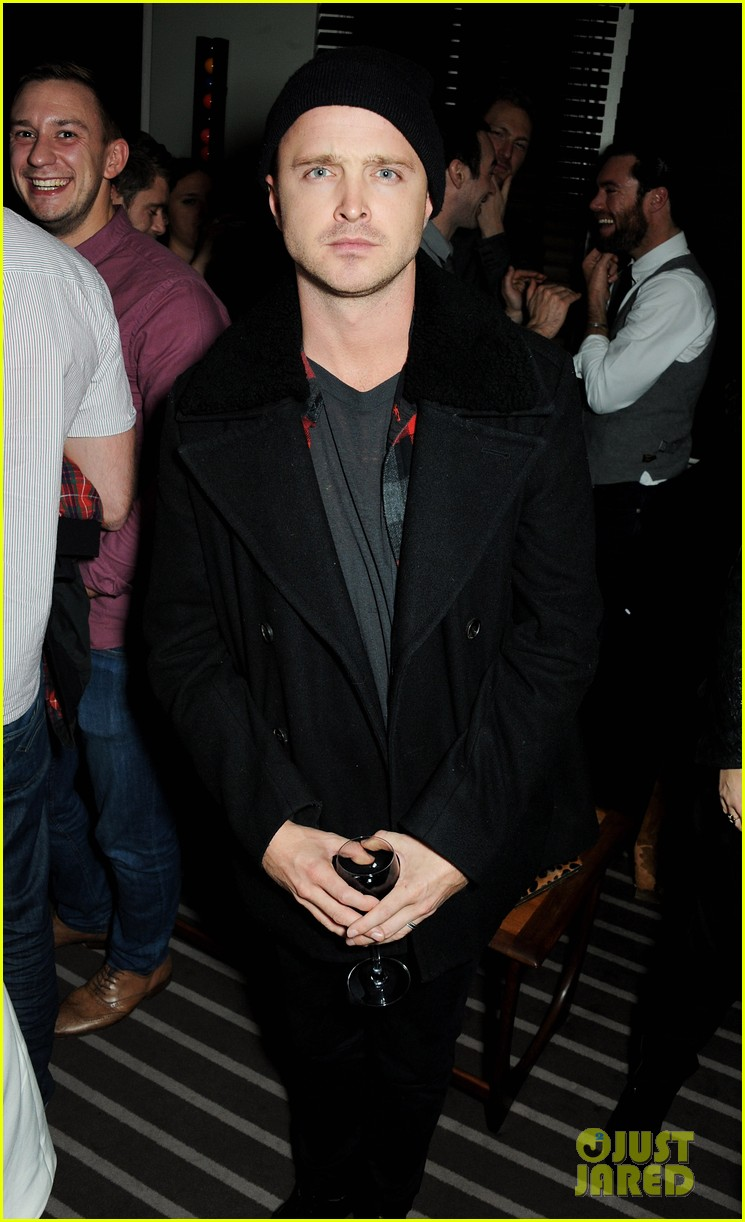 aaron paul annabelle wallis hello carter post screening party 02