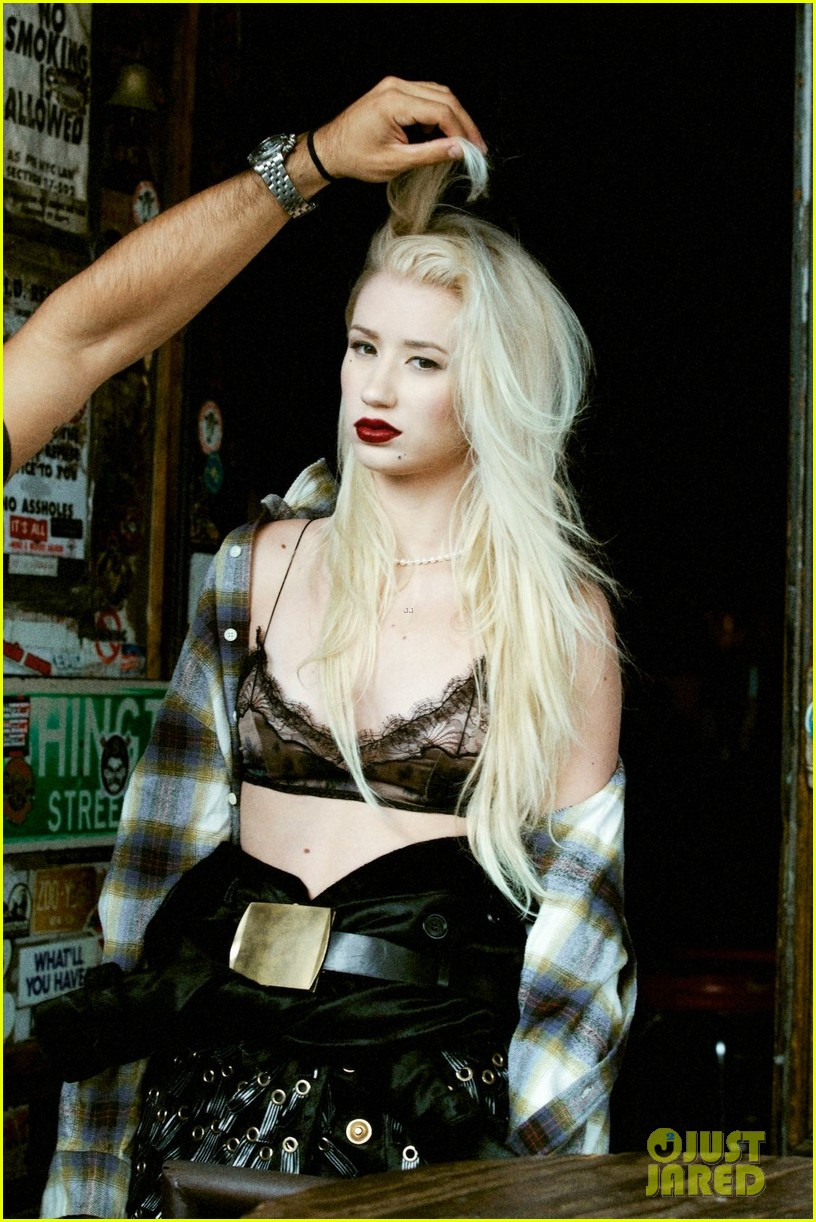 iggy azalea paper magazine photos exclusive outtakes 022964849