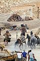 christian bale exodus desert filming in spain 18