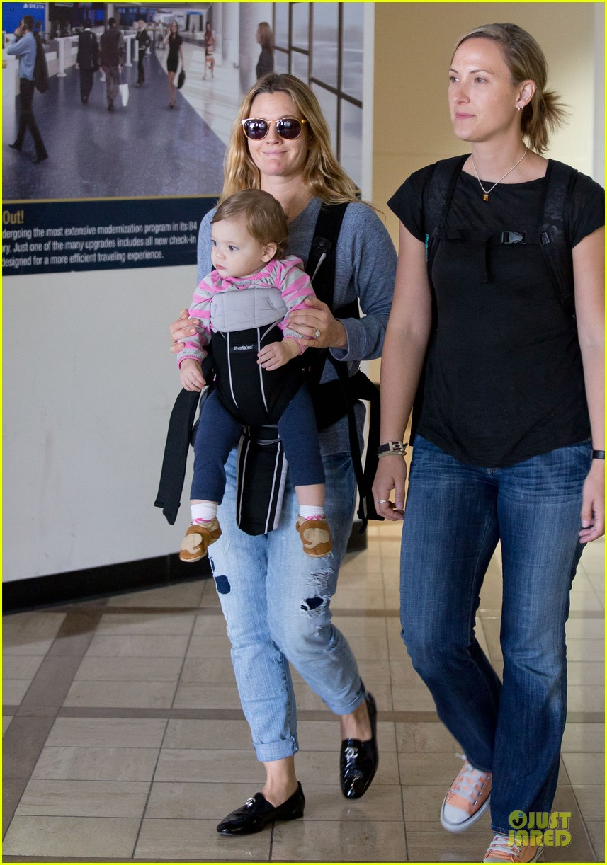 drew barrymore no house rules for guests 012963715
