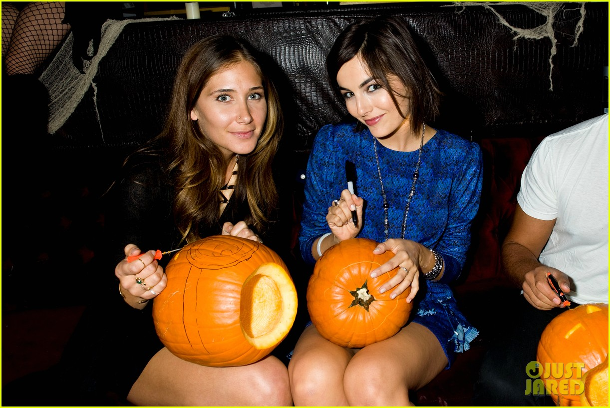 camilla belle just jared halloween party 2013 11