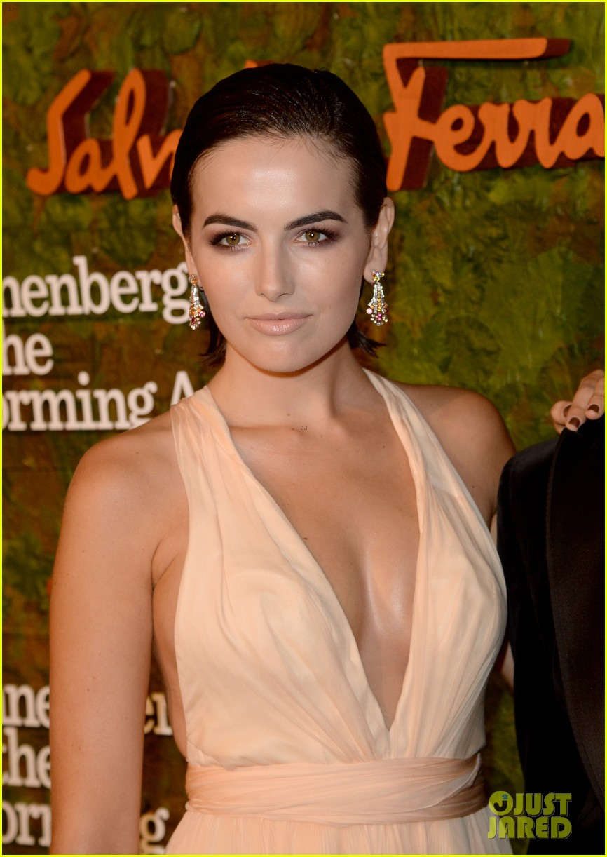 camilla belle joe jonas reunite at annenberg center gala 092974078