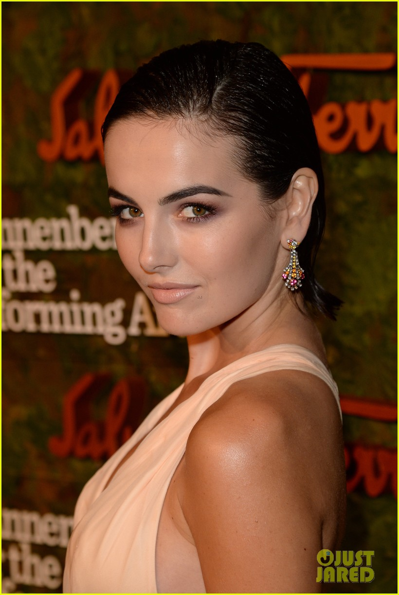 camilla belle joe jonas reunite at annenberg center gala 112974080