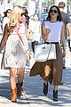 rachel bilson urth caffe lunch with a gal pal 11
