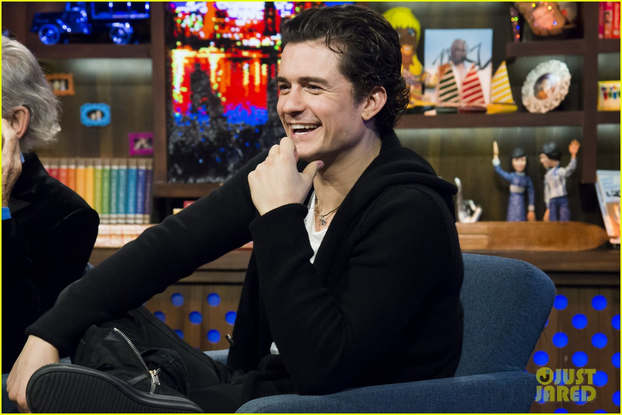 Looking for more Orlando Bloom nudity? Then try his little