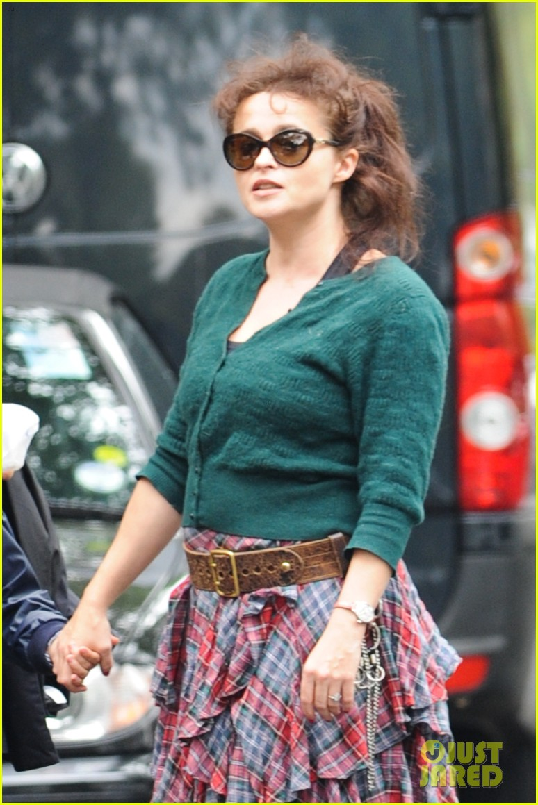 helena bonham carter steps out after tim burton cheating rumors 06