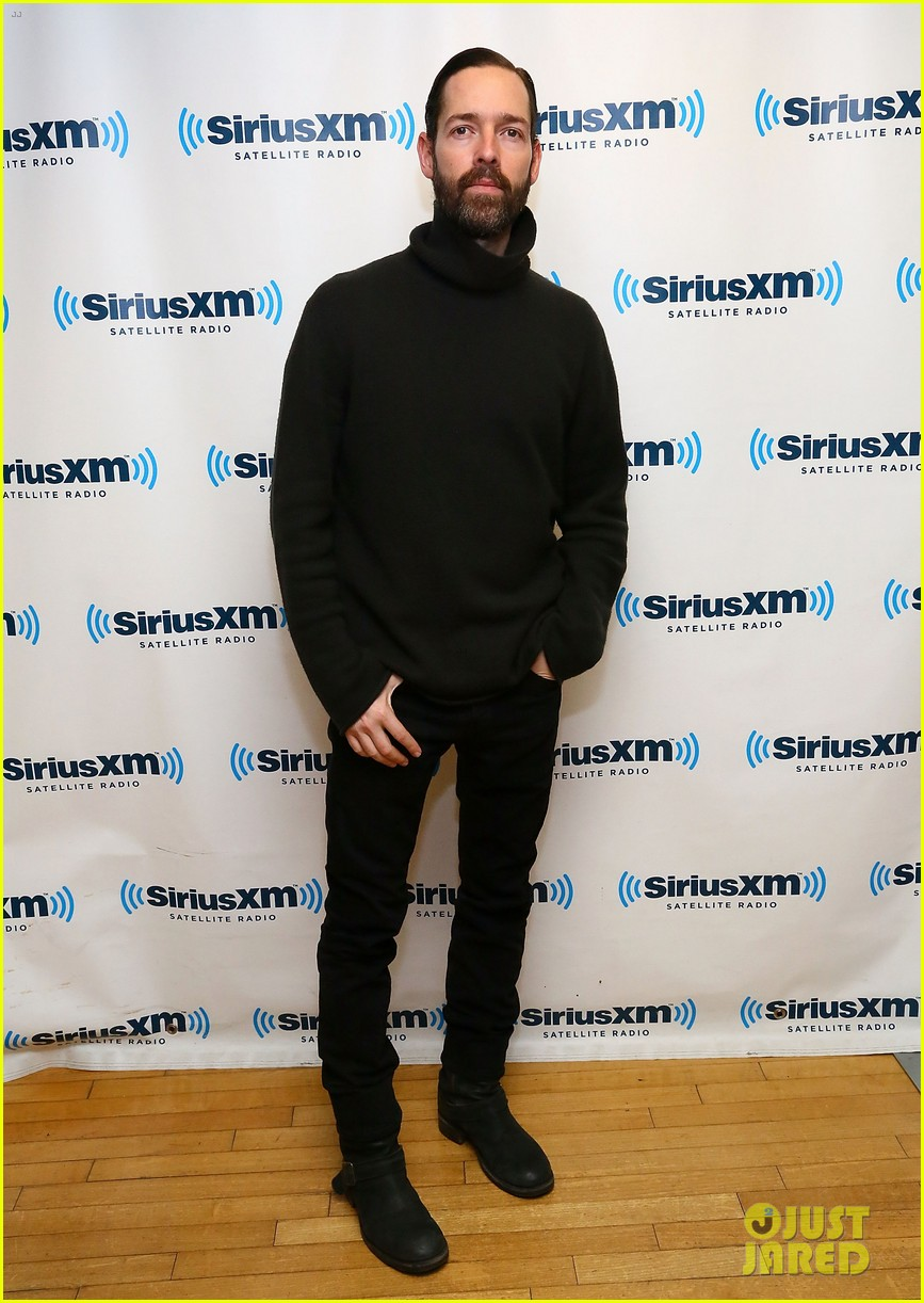 kate bosworth siriusxm radio stop with michael polish 01