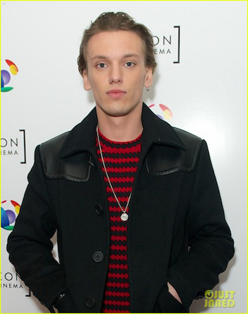 jamie campbell bower selfish giant london screening 04