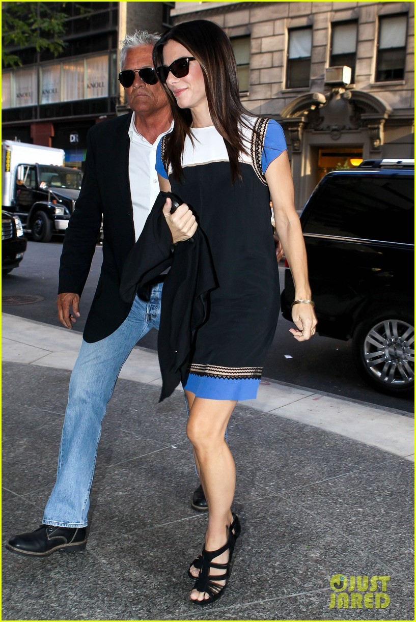 sandra bullock louis will be embarrassed by me in a few years 092963892
