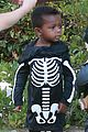sandra bullock goes spooky for halloween party with louis 02