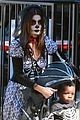 sandra bullock goes spooky for halloween party with louis 09