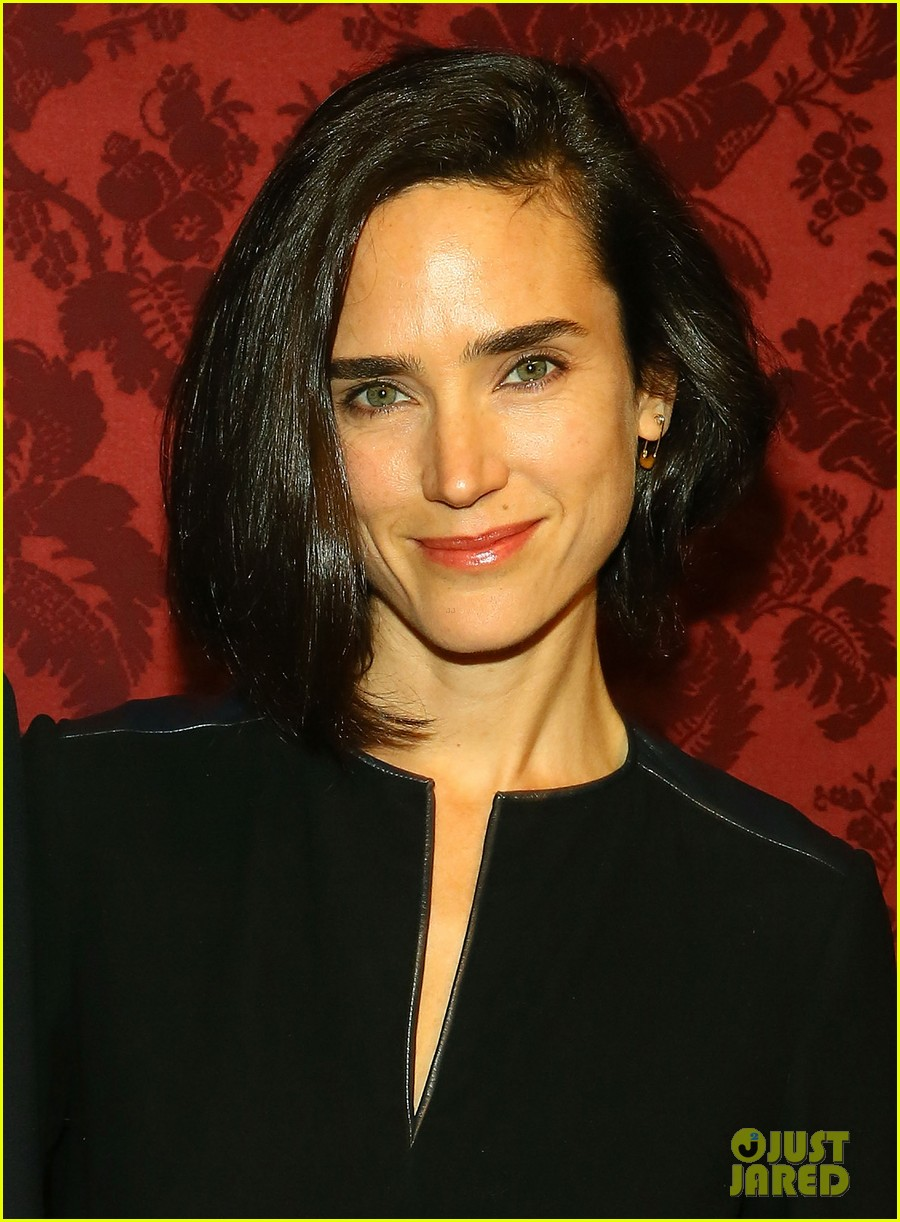 jennifer connelly annual artwalk with son kai 012982884