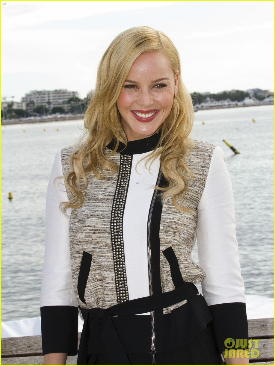 abbie cornish klondike cannes photo call 02