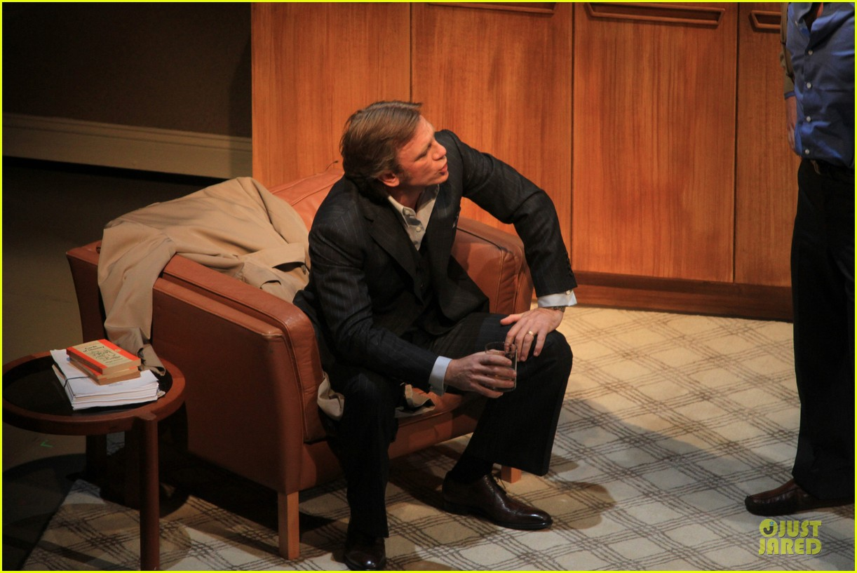 daniel craig rachel weisz betrayal first preview performance 04