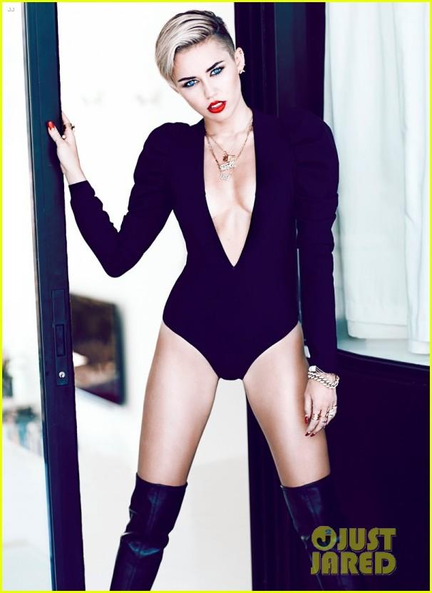 miley cyrus fashion magazine photo shoot outtakes 022967858