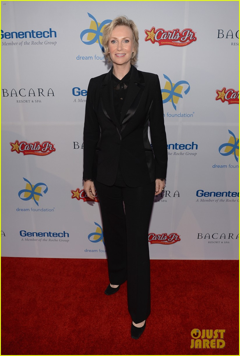 darren criss jane lynch celebration of dreams gala 2013 022981133
