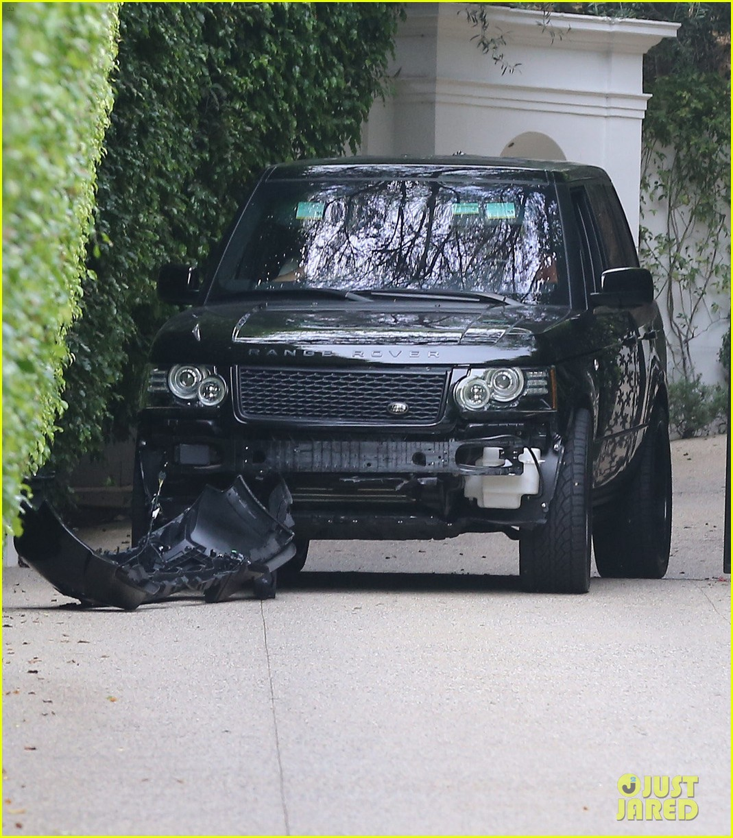david beckham crashes car after weho workout 05
