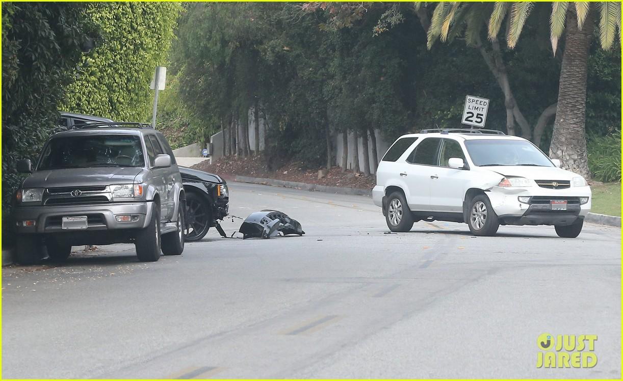 david beckham crashes car after weho workout 07