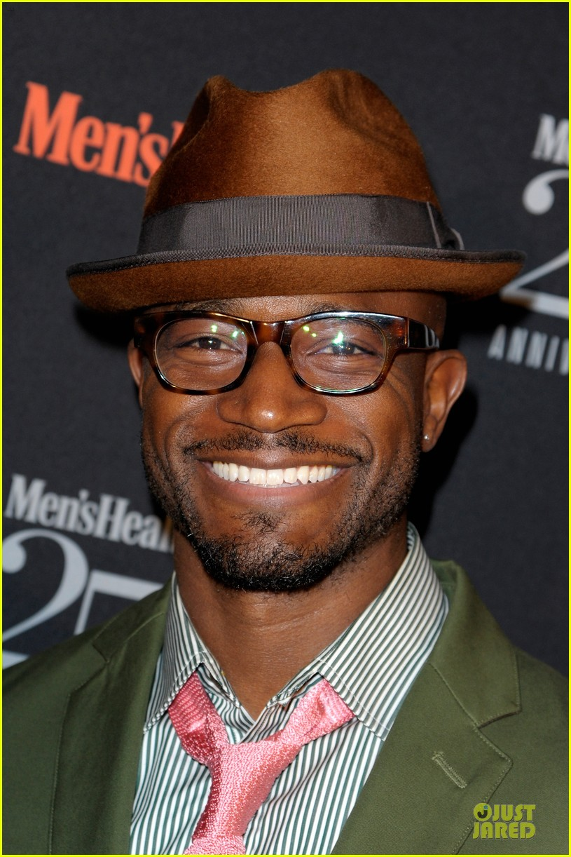 rosario dawson taye diggs men health celebration 08