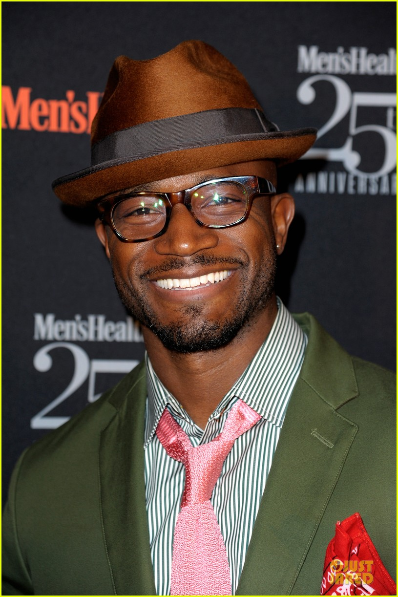 rosario dawson taye diggs men health celebration 09