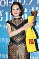 michelle dockery sam worthington huading awards 2013 04