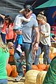 eric dane rebecca gayheart mr bones pumpkin patch visit 07