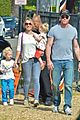 eric dane rebecca gayheart mr bones pumpkin patch visit 13