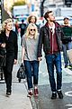 dakota fanning jamie strachan hold hands for shopping 07