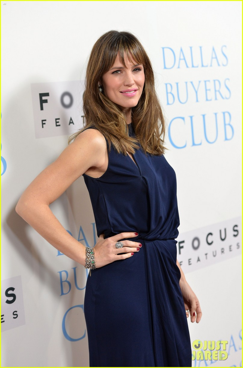 jennifer garner matthew mcconaughey dallas buyers club premiere 102974026