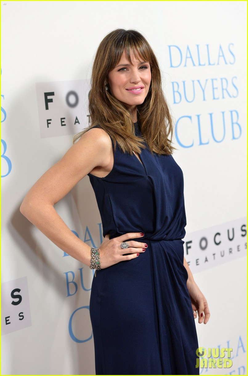 jennifer garner matthew mcconaughey dallas buyers club premiere 16