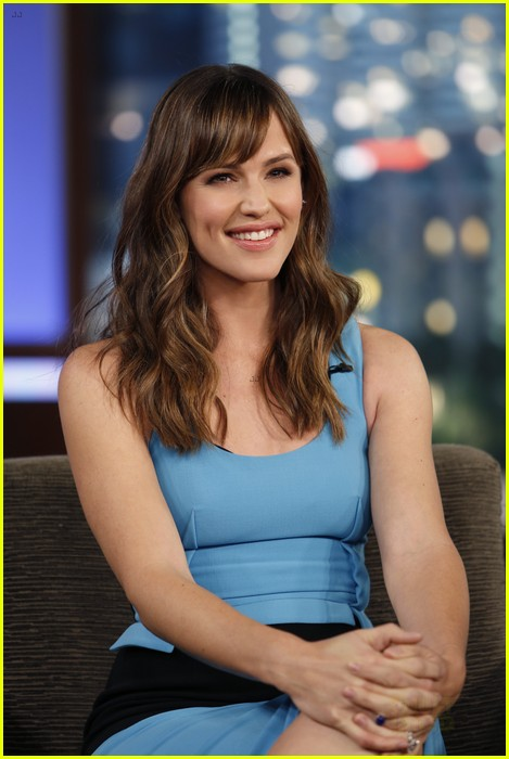 Jimmy Kimmel jennifer garner