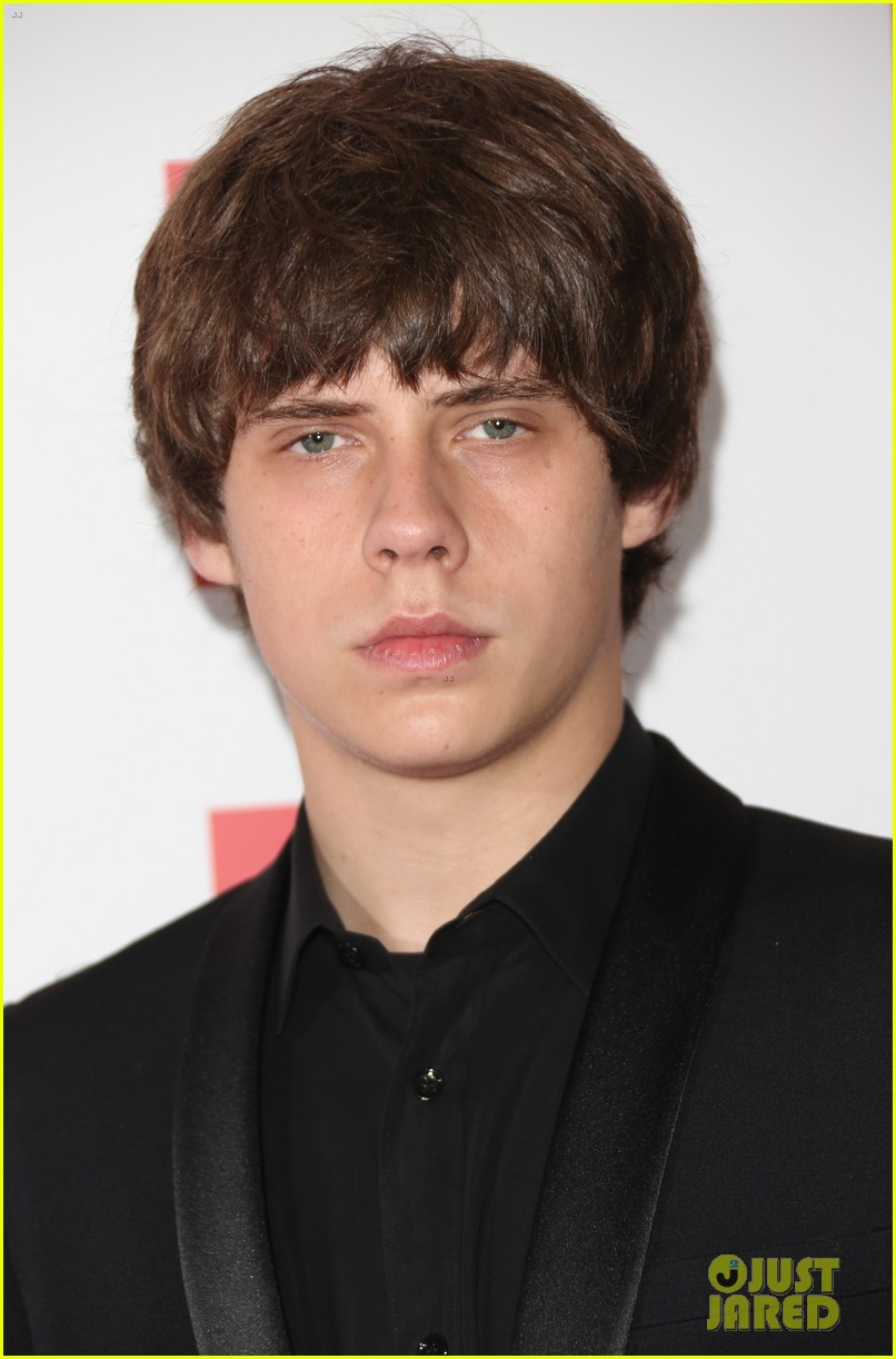 ellie goulding jake bugg q awards 2013 02