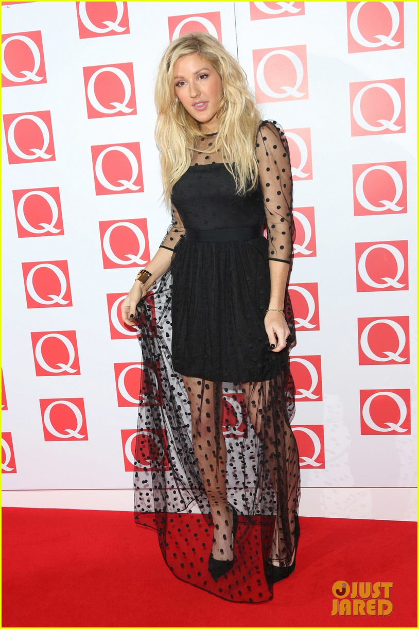 ellie goulding jake bugg q awards 2013 14