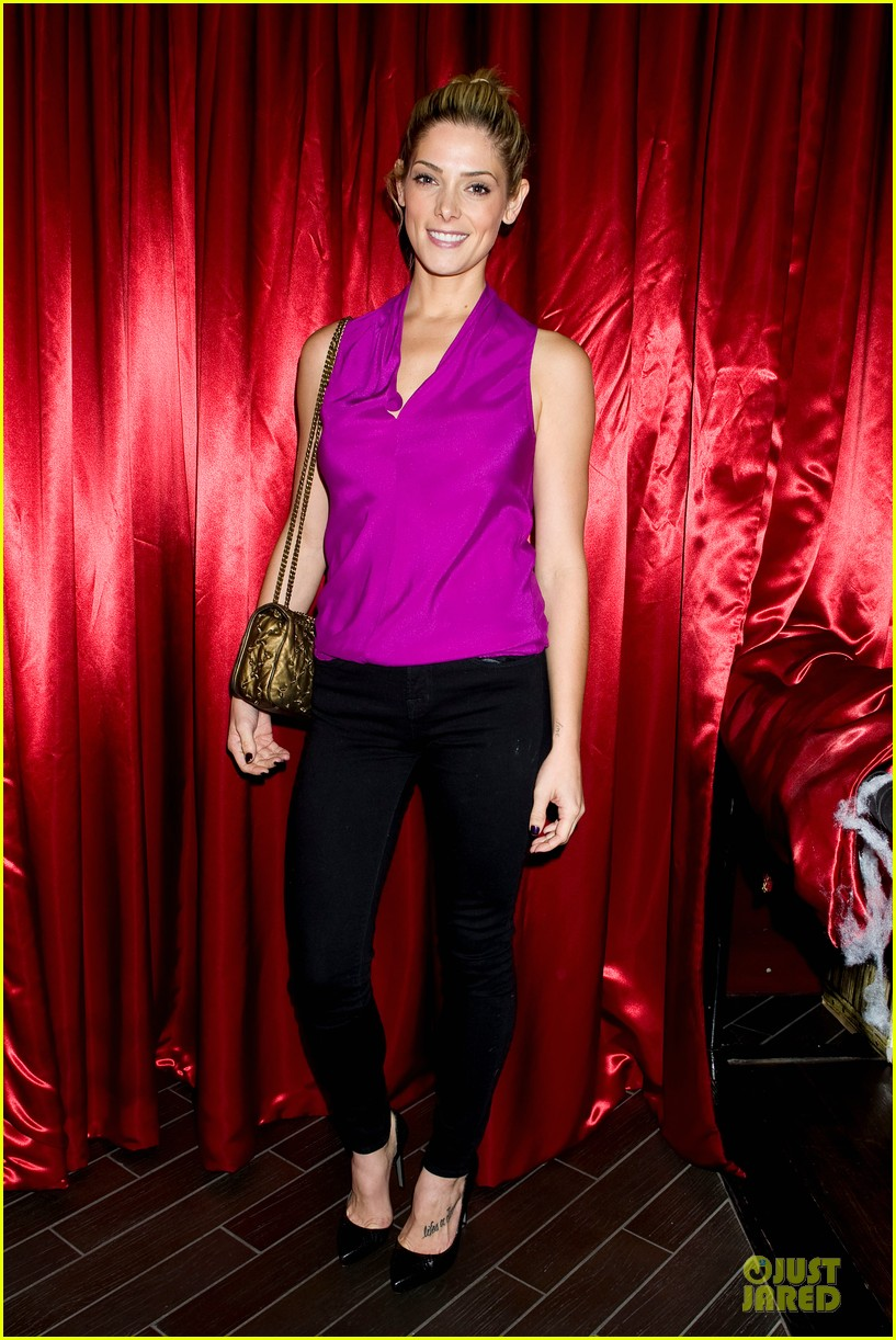 ashley greene just jared halloween party 2013 06