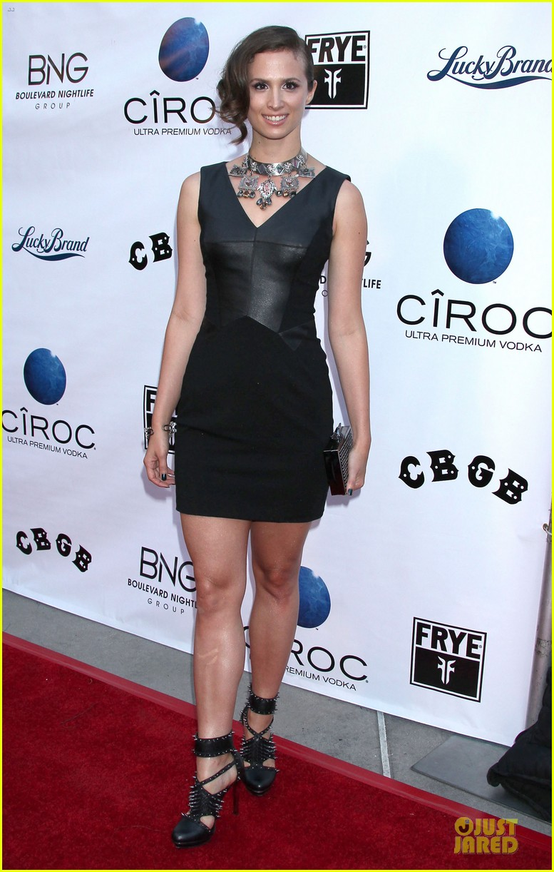 ashley greene malin akerman cbgb hollywood premiere 052964294