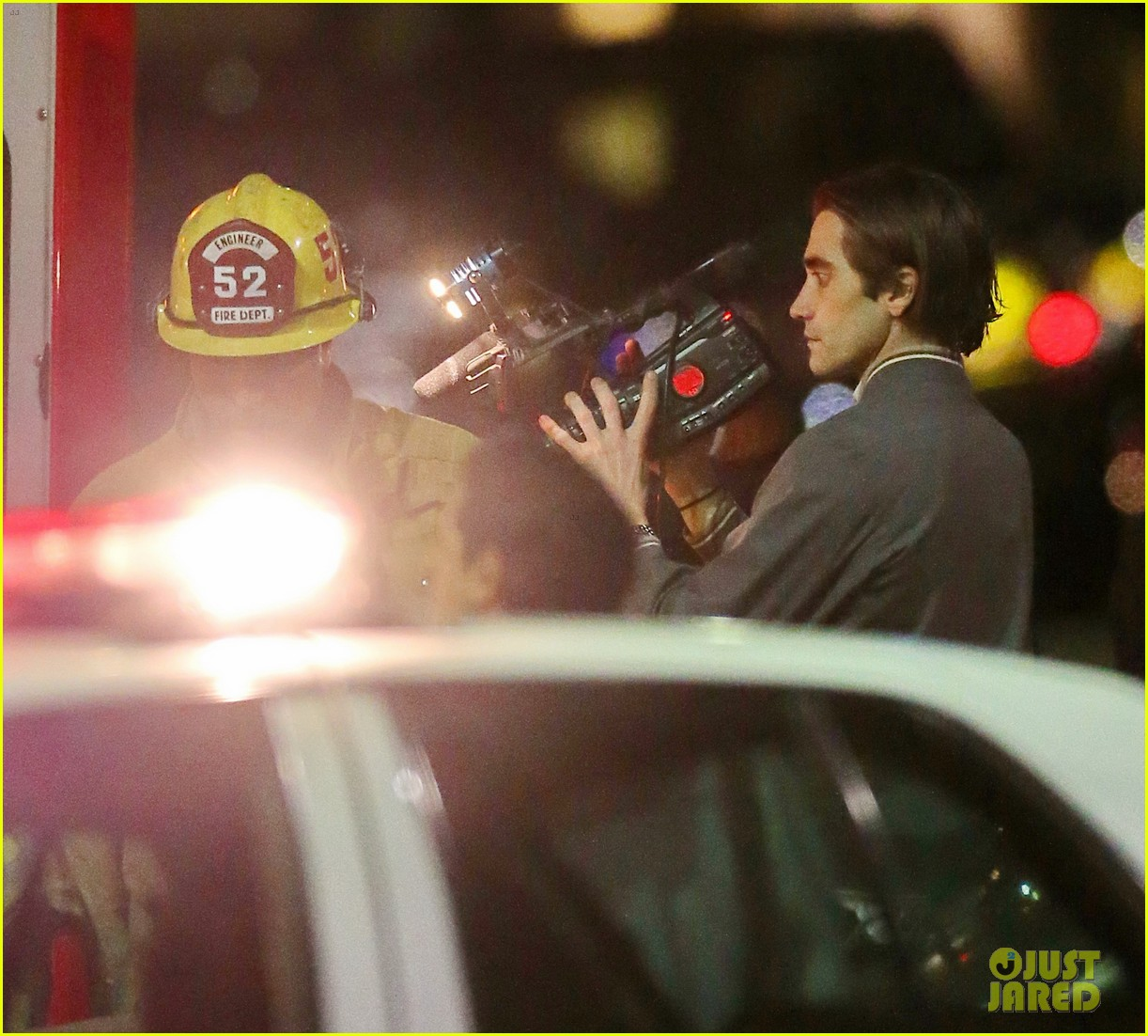 jake gyllenhaal overnight nightcrawler shoot 07
