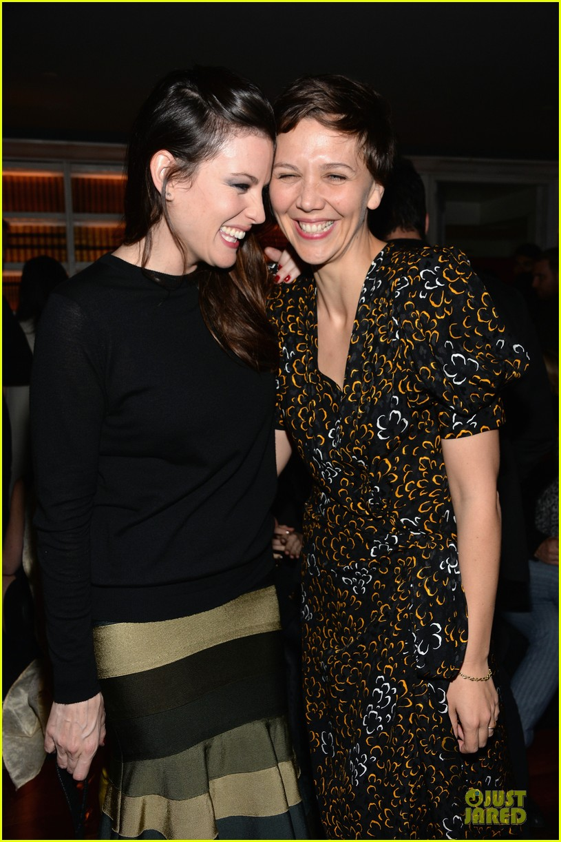 maggie gyllenhaal liv tyler the lunchbox fund fall fete 04