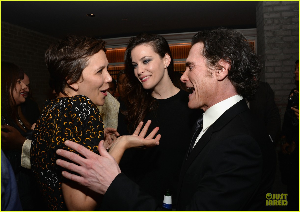 maggie gyllenhaal liv tyler the lunchbox fund fall fete 172969462