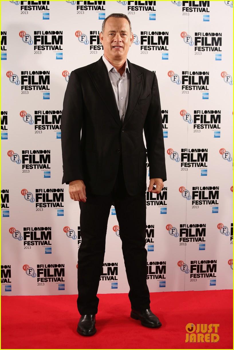 tom hanks captain phillips at the bfi film festival 05